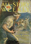 All-Story Weekly (1905-1920 Frank A. Munsey) Pulp Vol. 60 #3