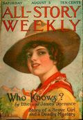 All-Story Weekly (1905-1920 Frank A. Munsey) Pulp Vol. 61 #1