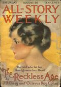 All-Story Weekly (1905-1920 Frank A. Munsey) Pulp Vol. 61 #4