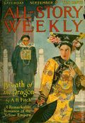All-Story Weekly (1905-1920 Frank A. Munsey) Pulp Vol. 62 #1