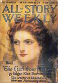 All-Story Weekly (1905-1920 Frank A. Munsey) Pulp Vol. 62 #4