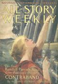All-Story Weekly (1905-1920 Frank A. Munsey) Pulp Vol. 63 #1