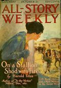 All-Story Weekly (1905-1920 Frank A. Munsey) Pulp Vol. 63 #4