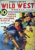 Wild West Weekly (1927-1943 Street & Smith) Pulp Vol. 115 #3