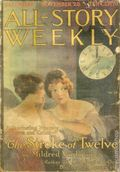 All-Story Weekly (1905-1920 Frank A. Munsey) Pulp Vol. 65 #1