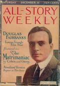 All-Story Weekly (1905-1920 Frank A. Munsey) Pulp Vol. 65 #4