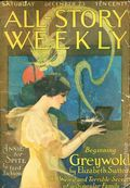 All-Story Weekly (1905-1920 Frank A. Munsey) Pulp Vol. 66 #1