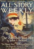 All-Story Weekly (1905-1920 Frank A. Munsey) Pulp Vol. 67 #4