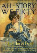 All-Story Weekly (1905-1920 Frank A. Munsey) Pulp Vol. 69 #1