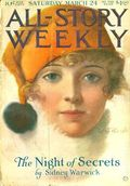 All-Story Weekly (1905-1920 Frank A. Munsey) Pulp Vol. 69 #2