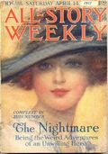 All-Story Weekly (1905-1920 Frank A. Munsey) Pulp Vol. 70 #1