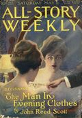 All-Story Weekly (1905-1920 Frank A. Munsey) Pulp Vol. 70 #4