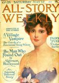 All-Story Weekly (1905-1920 Frank A. Munsey) Pulp Vol. 71 #1