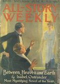 All-Story Weekly (1905-1920 Frank A. Munsey) Pulp Vol. 72 #1