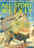 All-Story Weekly (1905-1920 Frank A. Munsey) Pulp Vol. 72 #2