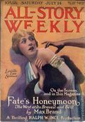 All-Story Weekly (1905-1920 Frank A. Munsey) Pulp Vol. 73 #2