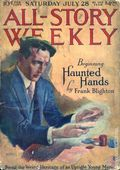 All-Story Weekly (1905-1920 Frank A. Munsey) Pulp Vol. 73 #4