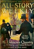 All-Story Weekly (1905-1920 Frank A. Munsey) Pulp Vol. 74 #4