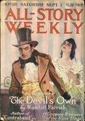 All-Story Weekly (1905-1920 Frank A. Munsey) Pulp Vol. 75 #1