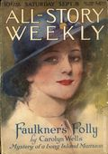 All-Story Weekly (1905-1920 Frank A. Munsey) Pulp Vol. 75 #2