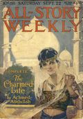 All-Story Weekly (1905-1920 Frank A. Munsey) Pulp Vol. 75 #4