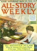 All-Story Weekly (1905-1920 Frank A. Munsey) Pulp Vol. 77 #4