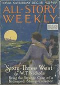 All-Story Weekly (1905-1920 Frank A. Munsey) Pulp Vol. 78 #4