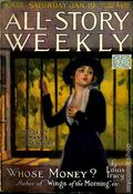 All-Story Weekly (1905-1920 Frank A. Munsey) Pulp Vol. 80 #1