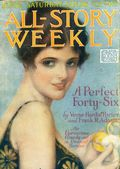 All-Story Weekly (1905-1920 Frank A. Munsey) Pulp Vol. 80 #2