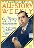 All-Story Weekly (1905-1920 Frank A. Munsey) Pulp Vol. 80 #4