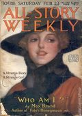 All-Story Weekly (1905-1920 Frank A. Munsey) Pulp Vol. 81 #2