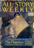All-Story Weekly (1905-1920 Frank A. Munsey) Pulp Vol. 81 #4