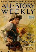 All-Story Weekly (1905-1920 Frank A. Munsey) Pulp Vol. 83 #1
