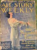 All-Story Weekly (1905-1920 Frank A. Munsey) Pulp Vol. 85 #1