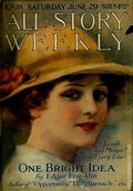 All-Story Weekly (1905-1920 Frank A. Munsey) Pulp Vol. 85 #4