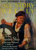 All-Story Weekly (1905-1920 Frank A. Munsey) Pulp Vol. 86 #1