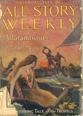 All-Story Weekly (1905-1920 Frank A. Munsey) Pulp Vol. 86 #3