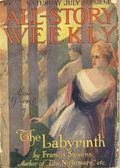 All-Story Weekly (1905-1920 Frank A. Munsey) Pulp Vol. 86 #4
