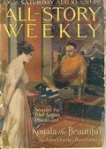 All-Story Weekly (1905-1920 Frank A. Munsey) Pulp Vol. 87 #2