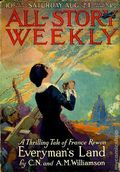 All-Story Weekly (1905-1920 Frank A. Munsey) Pulp Vol. 87 #4