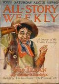 All-Story Weekly (1905-1920 Frank A. Munsey) Pulp Vol. 88 #1