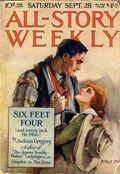 All-Story Weekly (1905-1920 Frank A. Munsey) Pulp Vol. 89 #1