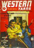 Western Yarns (1941-1944 Columbia) Pulp 2nd series Vol. 2 #1