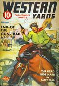 Western Yarns (1941-1944 Columbia) Pulp 2nd series Vol. 2 #4