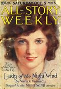 All-Story Weekly (1905-1920 Frank A. Munsey) Pulp Vol. 89 #2