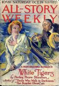 All-Story Weekly (1905-1920 Frank A. Munsey) Pulp Vol. 89 #4