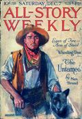 All-Story Weekly (1905-1920 Frank A. Munsey) Pulp Vol. 91 #3