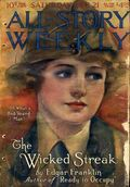 All-Story Weekly (1905-1920 Frank A. Munsey) Pulp Vol. 92 #1