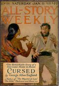 All-Story Weekly (1905-1920 Frank A. Munsey) Pulp Vol. 92 #4