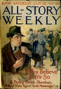 All-Story Weekly (1905-1920 Frank A. Munsey) Pulp Vol. 93 #1